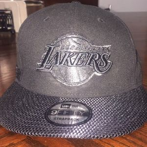 Los Angeles Lakers StrapBack!